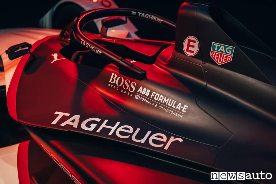 Porsche Formula E monoposto