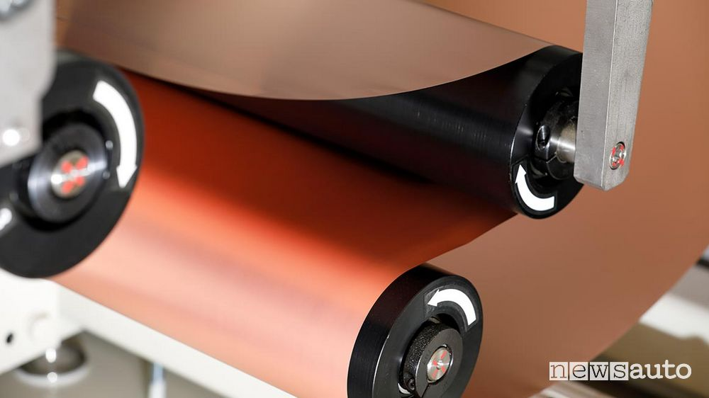 come vengono costruite le batterie di auto elettriche Volkswagen