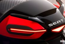 Photo of Scooter elettrico Seat, eScooter concept