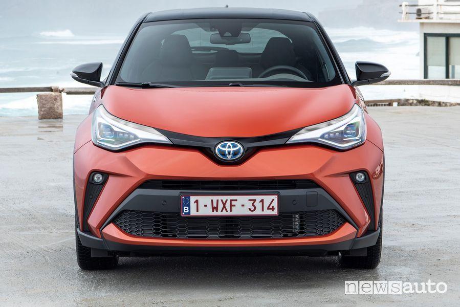 Fari anteriori, frontale Toyota C-HR 2020 Premiere