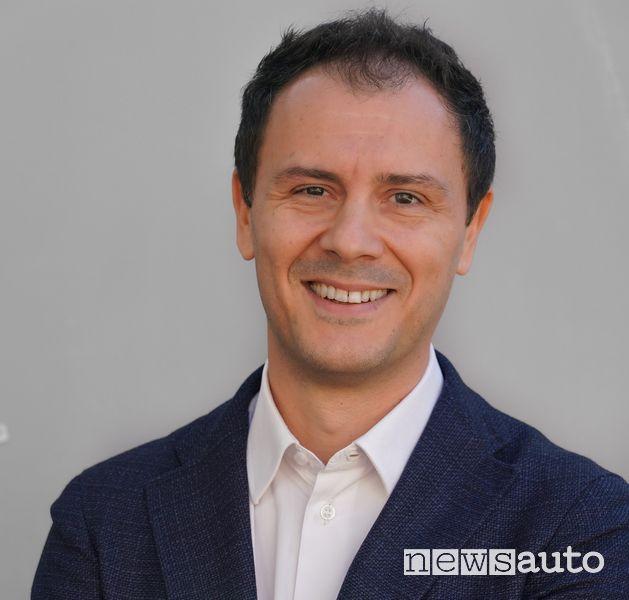 Daniele Romano, PR prodotto di Renault Italia