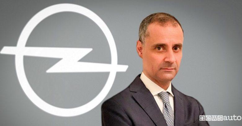 Fabio Mazzeo Direttore Brand Opel Italia