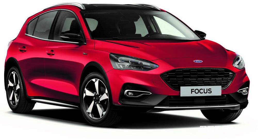 Ford Focus Active V Vignale