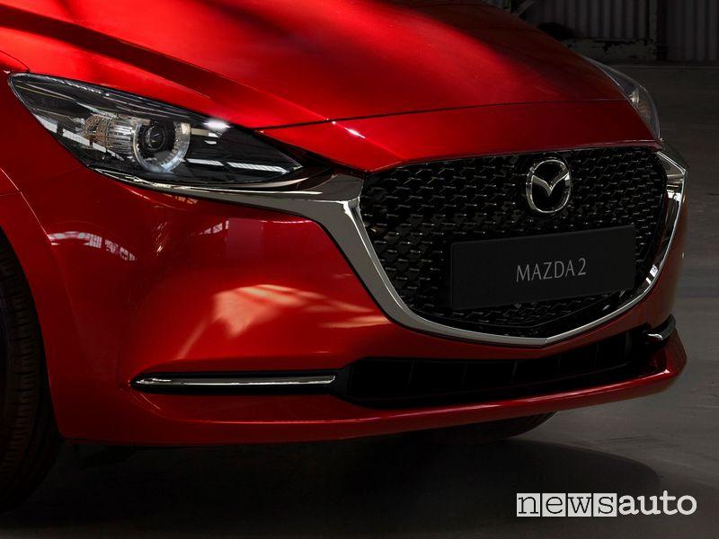 Mazda 2: dal 2020 sarà anche ibrida