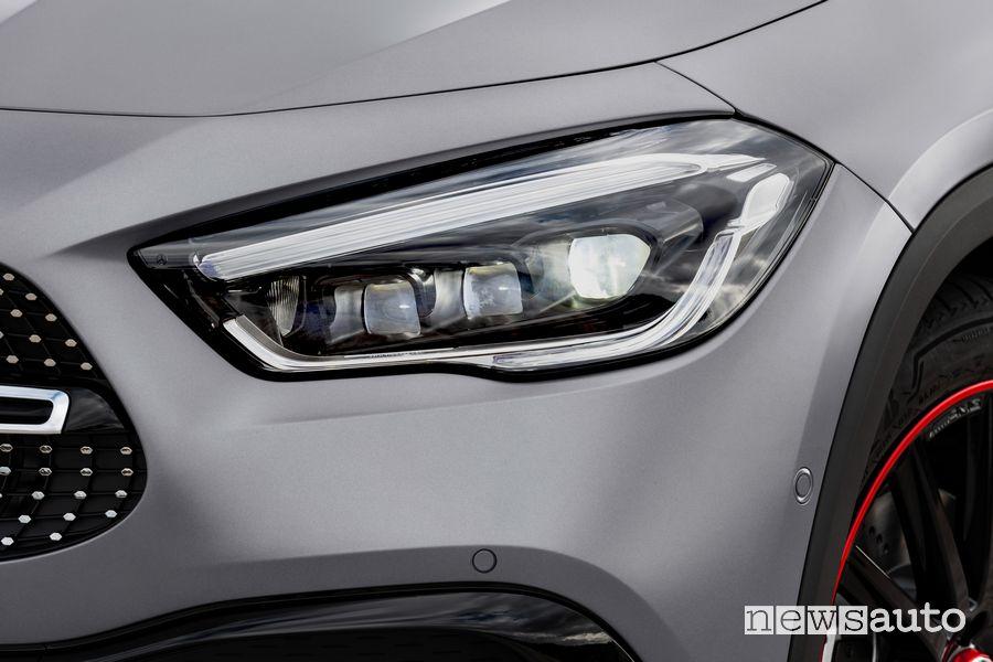 Fari Multibeam LED anteriori Mercedes-Benz GLA 2020 AMG Line