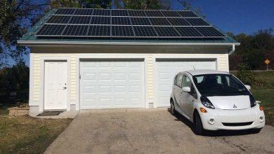 Photo of Accumulatore per ricarire l'auto elettrica di notte con pannelli solari
