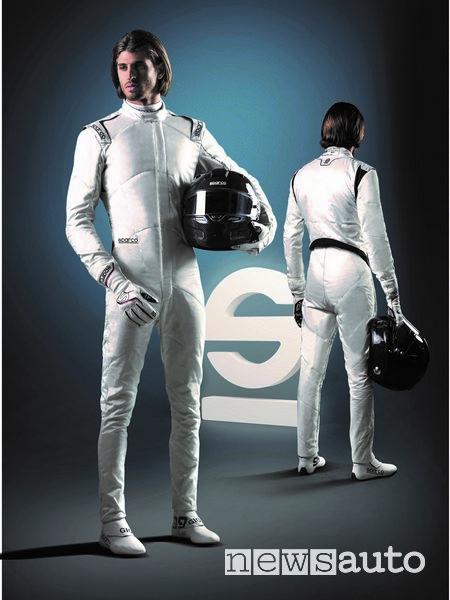 Antonio Giovinazzi indossa i nuovo prodotti Sparco 2020
