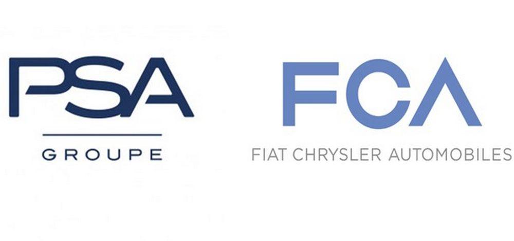 fusione Groupe PSA e FCA