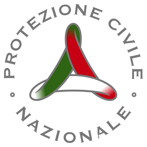 Logo ufficiale del Dipartimento di Protezione Civile