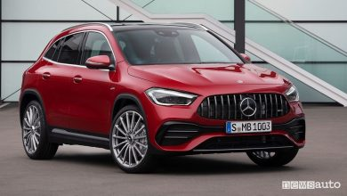 Photo of Mercedes-AMG GLA 35 4Matic, nuovo B-SUV sportivo!