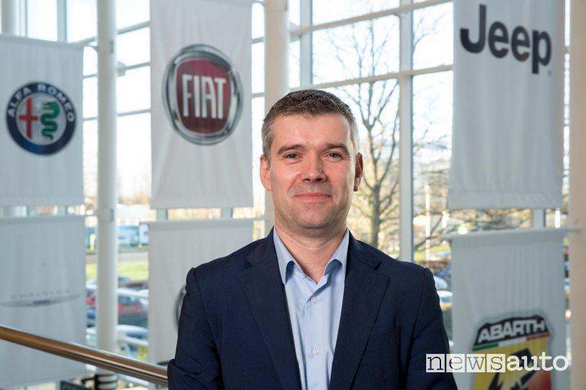 Arnaud Leclerc, Amministratore Delegato di FCA UK