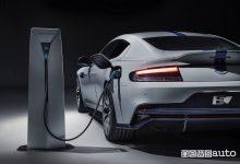 Photo of Aston Martin rinuncia a produrre l'auto elettrica