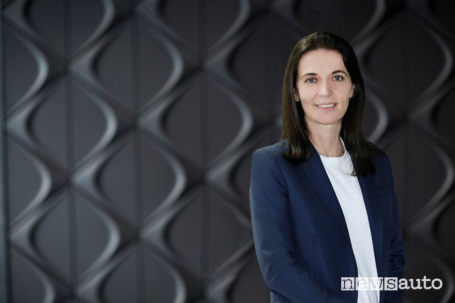 Beatrice Foucher Direttore Generale e CEO di DS