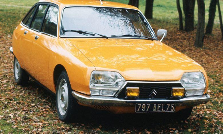 Citroën GS X 1975