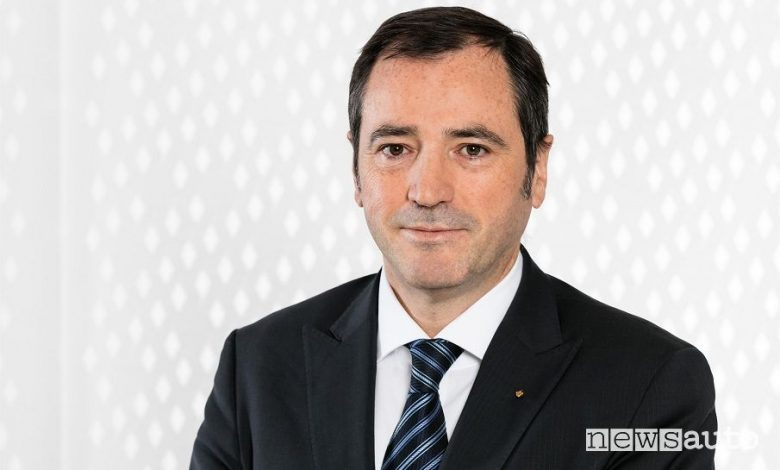 Photo of Renault, Denis Le Vot Direttore Marketing