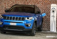 Photo of Jeep Compass 4xe, ibrida plug-in, caratteristiche e prezzo