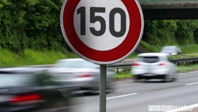 Photo of Limite 150 km/h in autostrada, emendamento di modifica al Codice della Strada