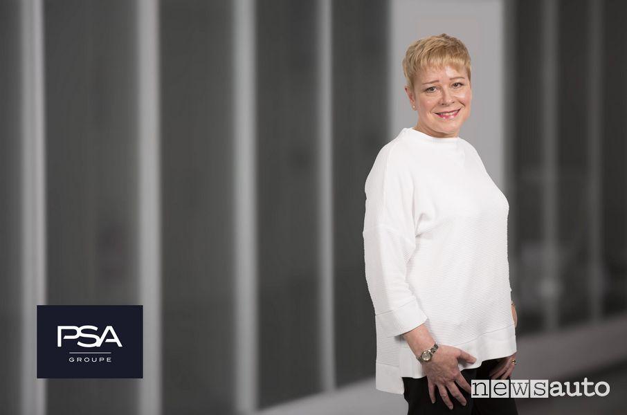 Linda Jackson nuova nomina in Groupe PSA