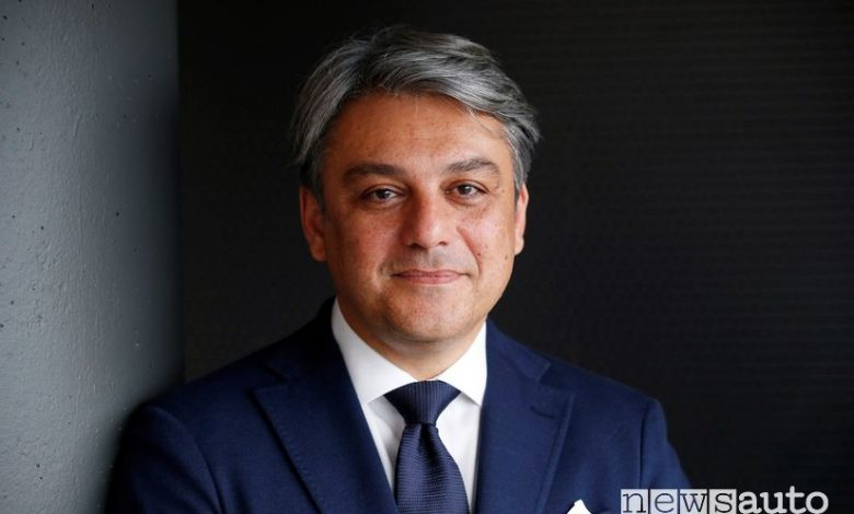 Photo of Renault, Luca De Meo CEO