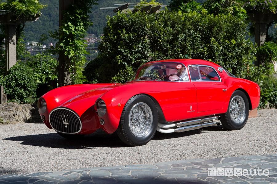 Maserati A6GCS/53 berlinetta Pininfarina