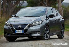 Photo of Prova auto elettrica Nissan, test drive Leaf a casa con EV-Care