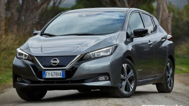 Photo of Prova auto elettrica Nissan, test drive Leaf a casa con EV-Care