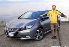 Photo of Nuova Nissan Leaf e+, più autonomia con batteria 62 kWh