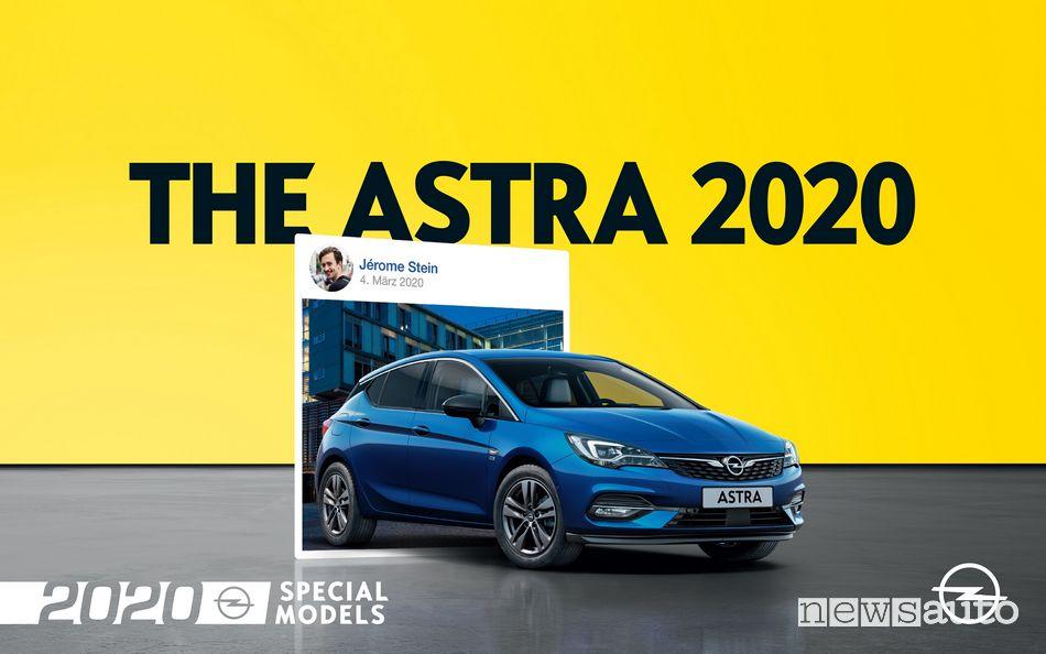 """Opel 2020"" Astra"