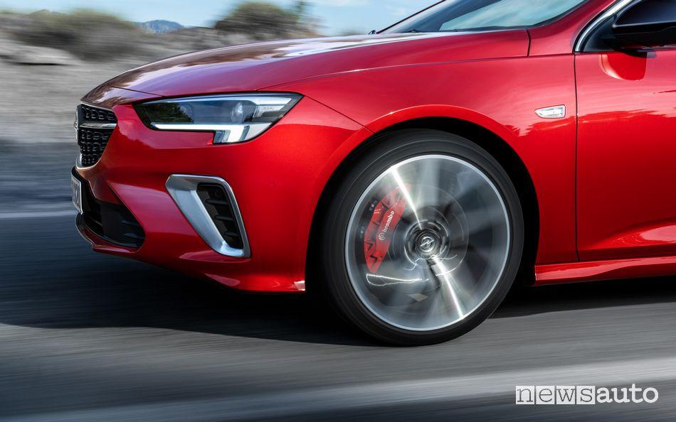 Freni Brembo Opel Insignia GSi 2020
