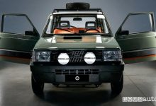 Photo of Fiat Panda 4×4 Pandina Jones, retrofit elettrico by Garage Italia