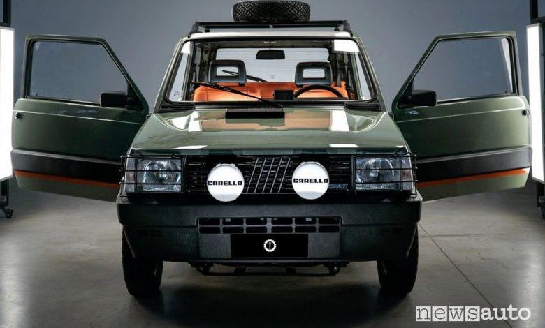 Garage Italia Custom presenta la