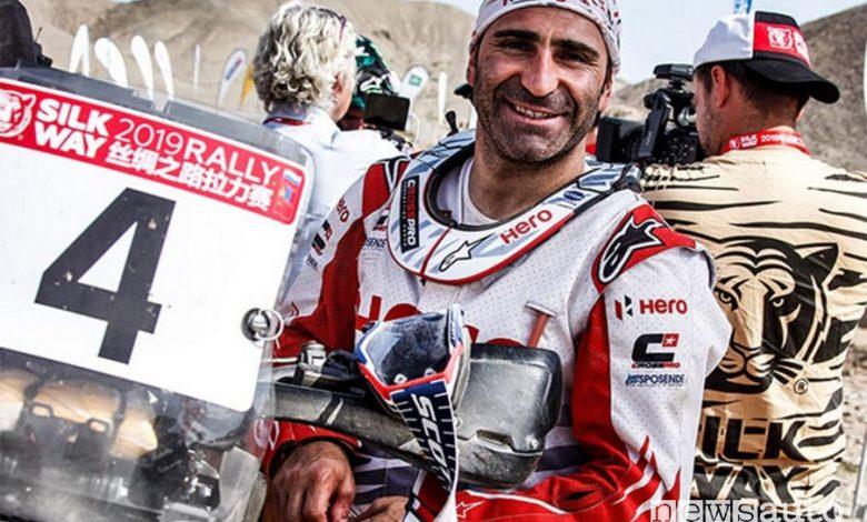 Lutto alla Dakar 2020 Paulo Goncalves