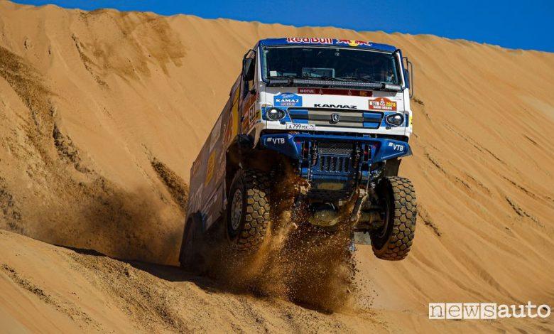 Dakar 2020 classifica finale camion Kamaz