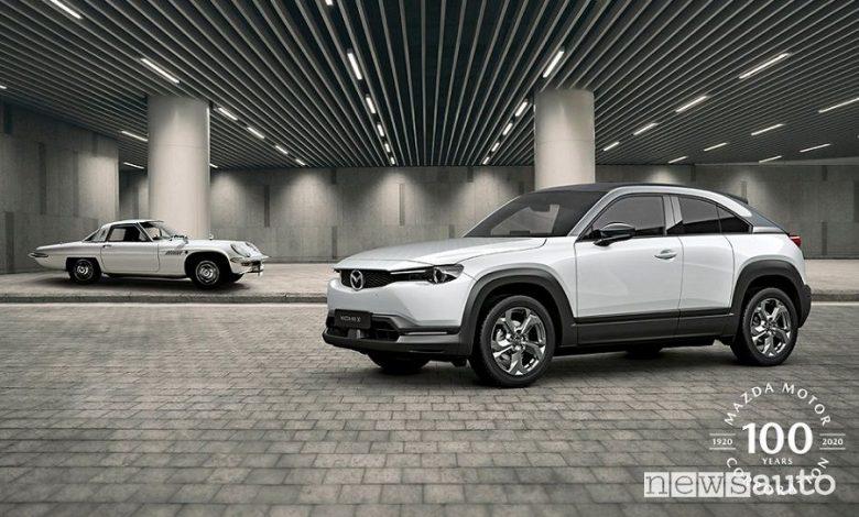 100 anni di Mazda