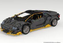 Photo of Lamborghini LEGO, nuovo set gioco in arrivo!