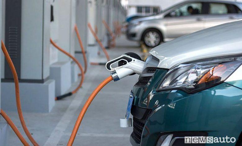 Incentivi auto elettriche e ibride Piemonte