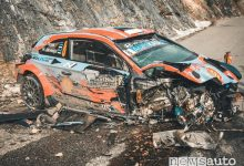 Photo of Incidente spettacolare al WRC Rally di Montecarlo (Hyundai Tanak) a 185 km/h