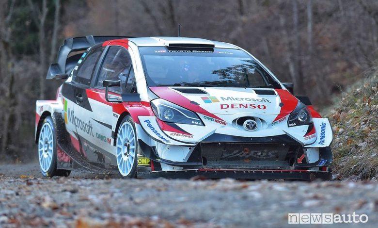 Calendario WRC 2020