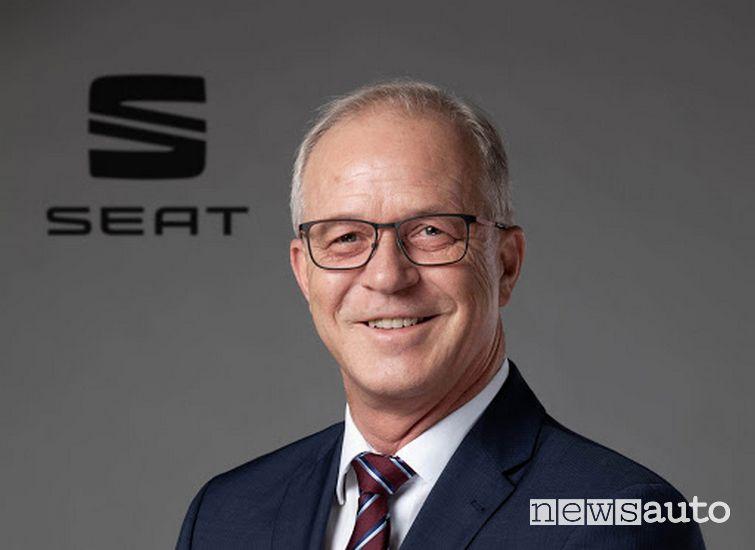 Carsten Isensee, Presidente di Seat