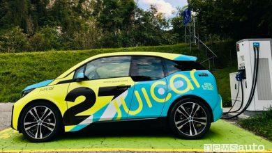 Photo of Noleggio auto elettriche a domicilio, come funziona con Juicar