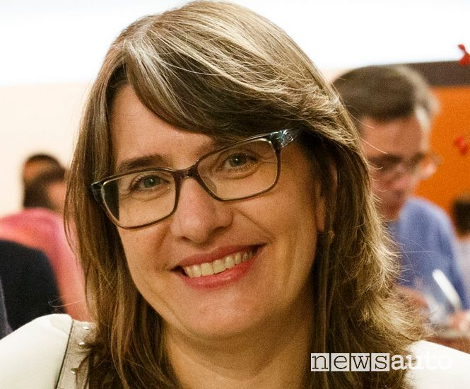 Marina Sonzini di Sassa Roll-Bar
