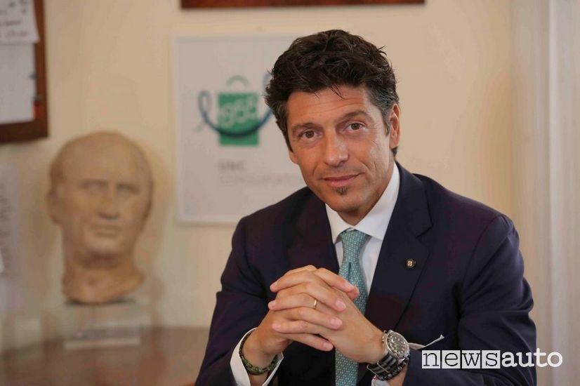 Avv. Massimiliano Dona, presidente dell'Unione Nazionale Consumatori