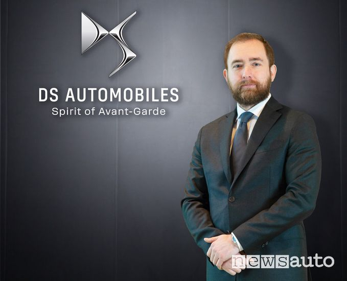 Matteo Montibeller Direttore Marketing DS Italia