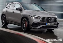 Photo of Mercedes-AMG GLA 45 4Matic+, com'è, caratteristiche