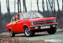 Photo of Opel Ascona, l'auto storica festeggia 50 anni