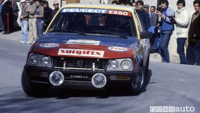 Photo of Auto da corsa diesel, la storia della Peugeot 505 nei rally