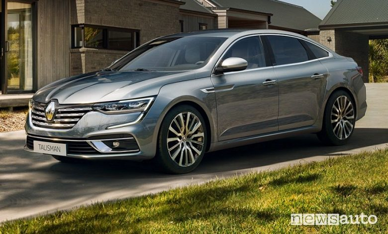 Photo of Renault Talisman, le caratteristiche del restyling 2020
