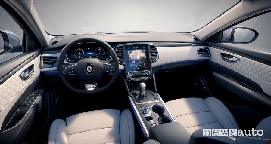 Volante, interni Renault Talisman 2020