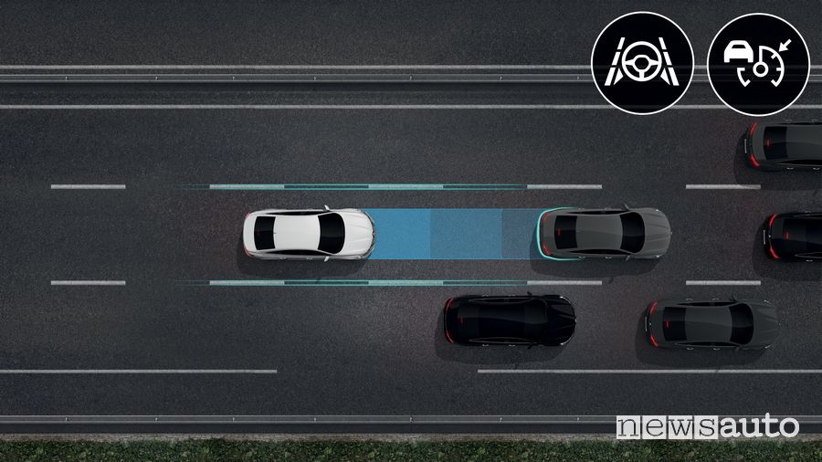 Cruise Control adattivo Renault Talisman 2020