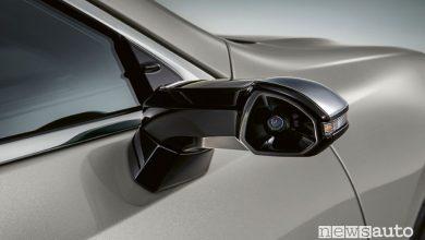 Photo of Specchietti Lexus ES 300h, arrivano le telecamere